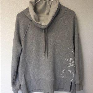 Calvin Klein Performance Cowlneck Sweatshirt